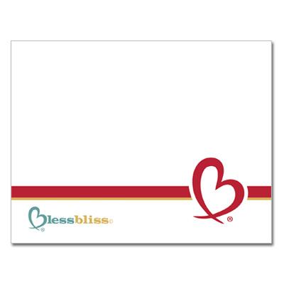 Bless Your Heart Notecard